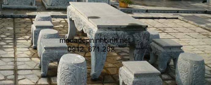 Mẫu ghế đá đẹp 002
