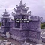 Bán mẫu lăng mộ đá đẹp tại Hưng Yên