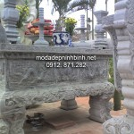 Mẫu bàn lễ đá đẹp 004