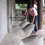 Mẫu rùa đá đẹp 001