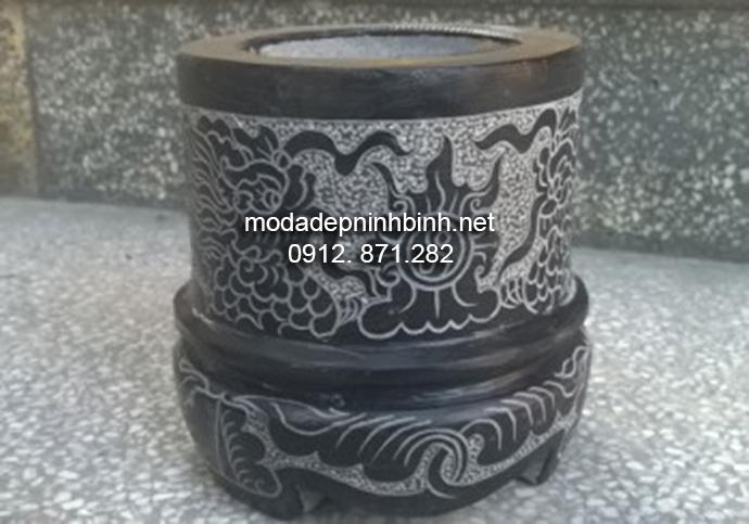 Mẫu bát hương đá đẹp 003