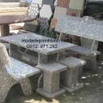 Mẫu ghế đá đẹp 004