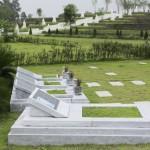 Xây lăng mộ chuẩn kích thước lỗ ban