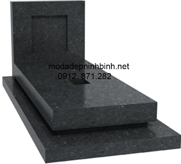 Mẫu mộ đá granite đẹp 001