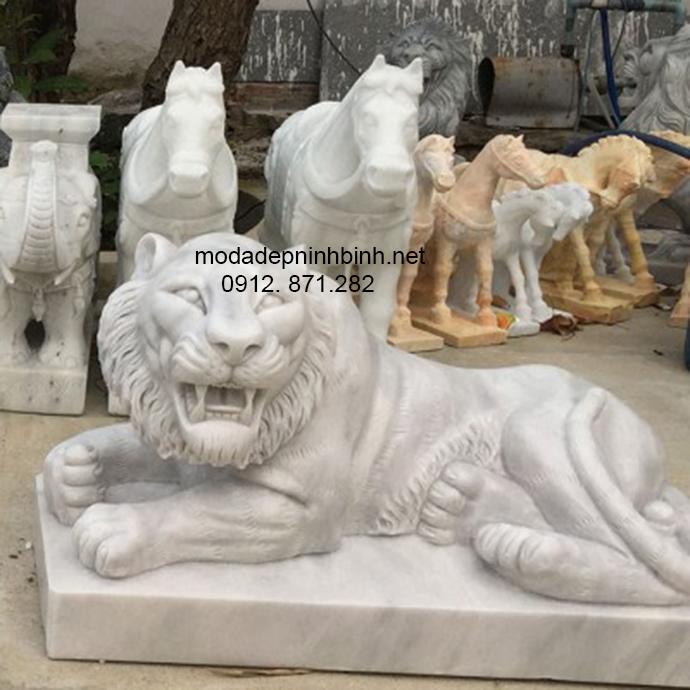 Mẫu sư tử đá đẹp 010