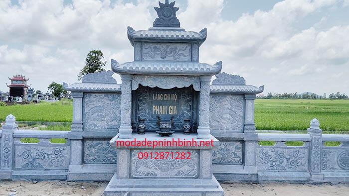 Lăng mộ đá xanh Thanh Hoá