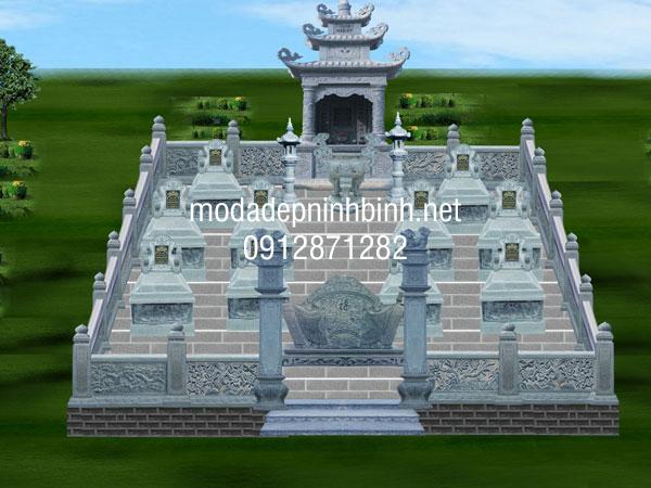 Thiết kế nghĩa trang gia đình