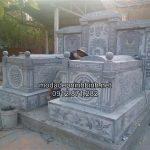 Mẫu những ngôi mộ đá đôi đẹp nhất