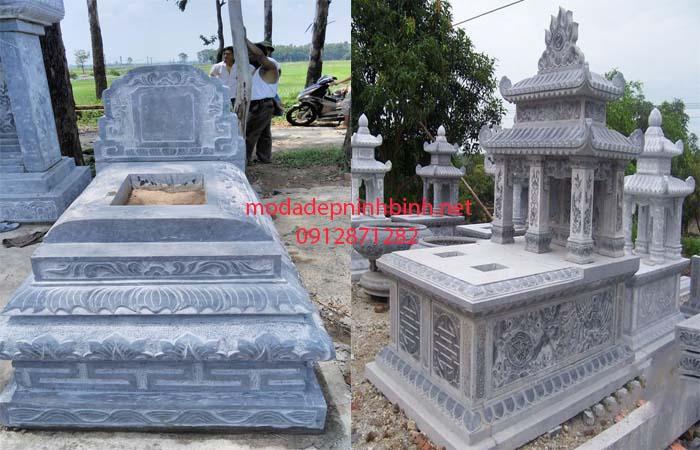 Mẫu những ngôi mộ đá đẹp