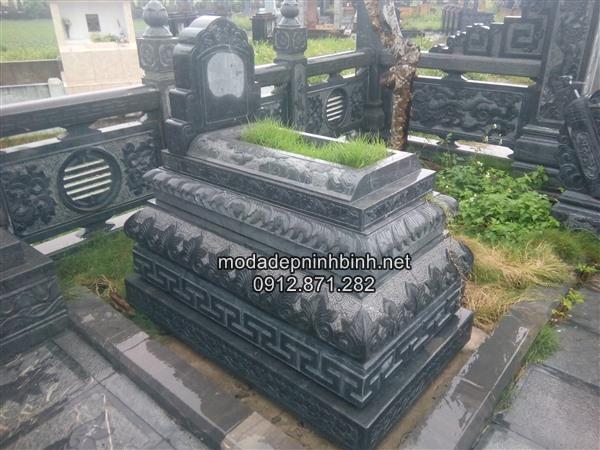Mộ đá Ninh Bình, Mo da Ninh Binh