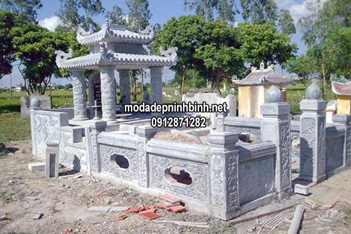 Làm mộ đá đẹp giá rẻ trên toàn quốc
