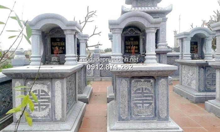 Các kiểu mộ đẹp ở Việt Nam 2