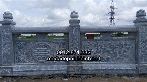 Hàng rào đá lăng mộ