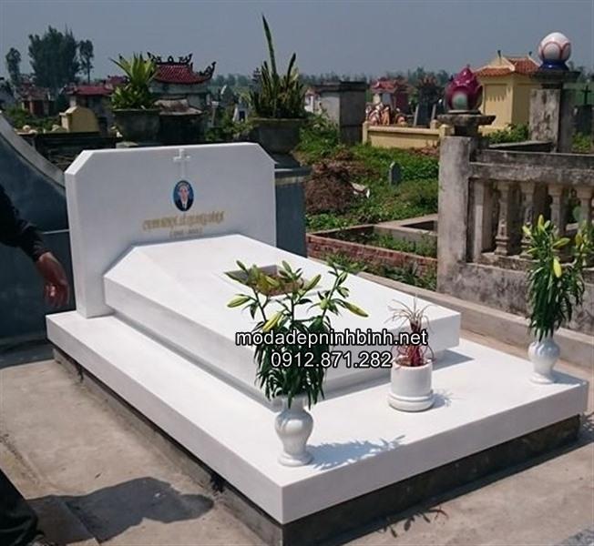 Mẫu mộ đẹp đơn giản