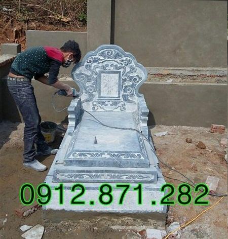 Mẫu mộ tam cấp, Mộ đá tam cấp, mẫu mộ đơn giản, Mộ đá tam cấp . kích thước mộ tam cấp