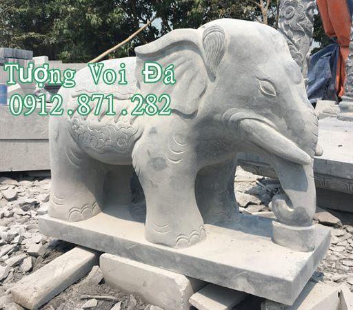 Tượng voi bằng đá , Voi bằng đá, Voi đá, Con voi đá, mẫu voi đá đẹp,