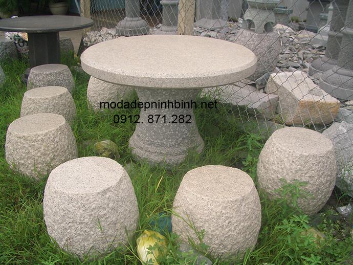 Mẫu ghế đá đẹp 005