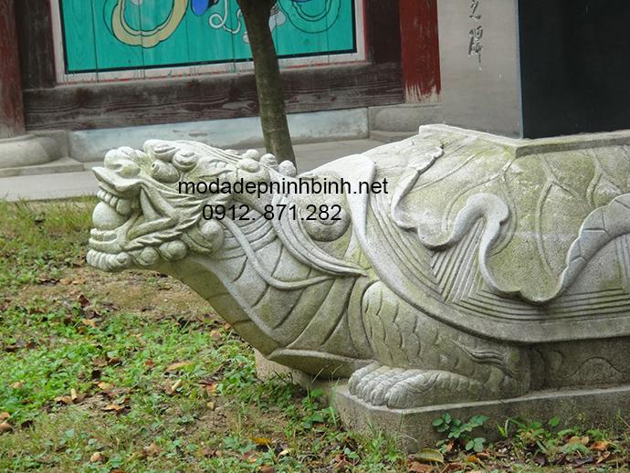 Mẫu rùa đá đẹp 004