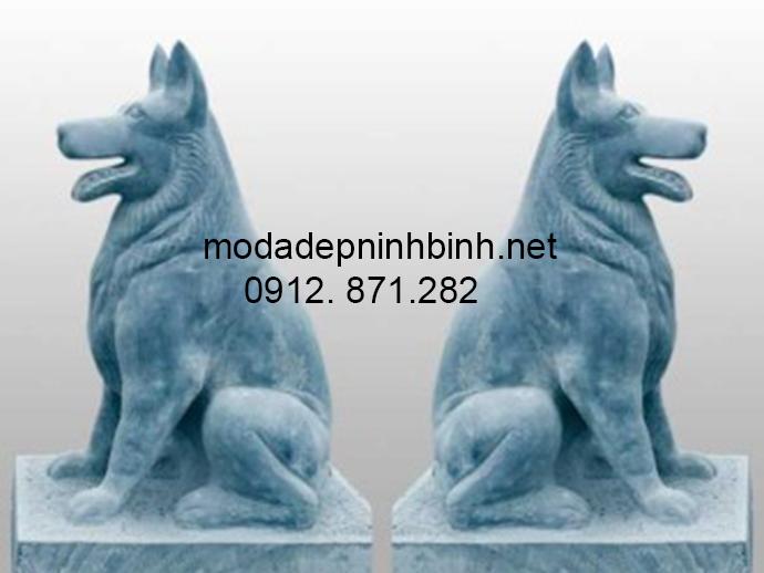 Mẫu chó đá đẹp 002