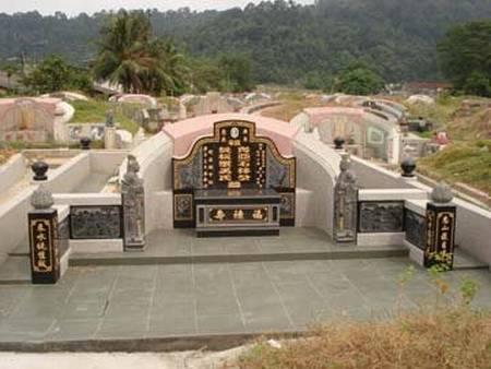 Cách xem hướng mộ và xách định hướng mộ phần