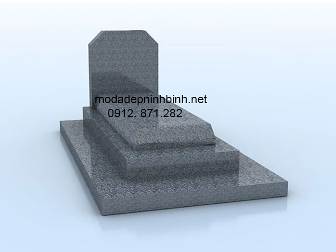 Mẫu mộ đá hoa cương đẹp 010