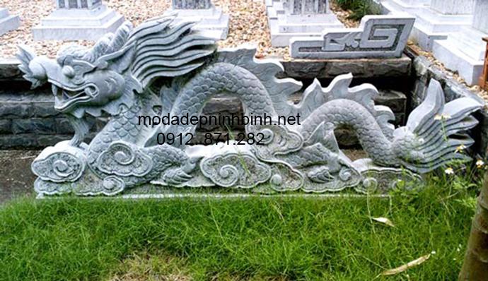Mẫu rồng đá đẹp 009