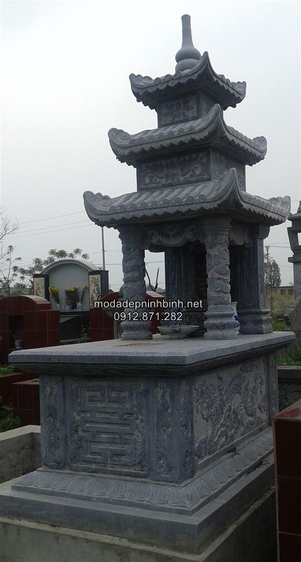 Mẫu mộ đẹp