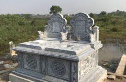 mẫu mộ đôi đẹp