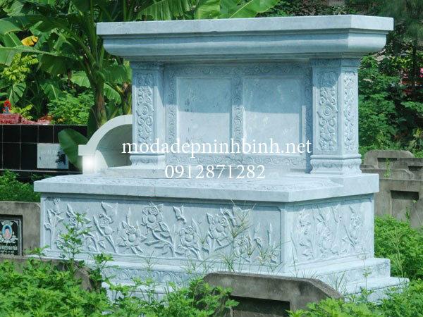 Mẫu mộ đá Ninh Bình