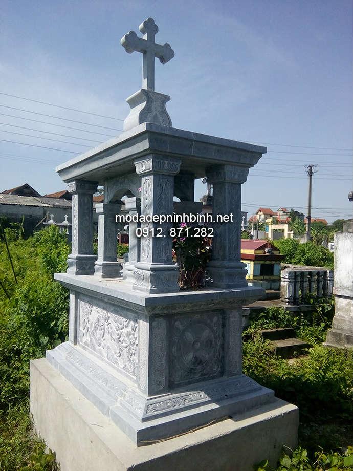 Những mẫu mộ đá công giáo đẹp