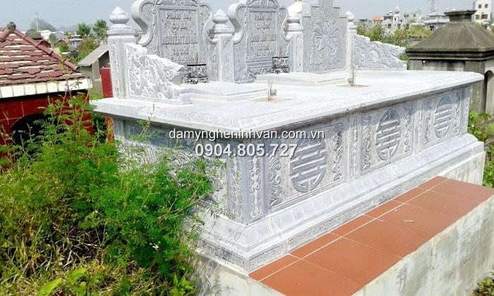 Công ty làm mộ đá đẹp Ninh Bình