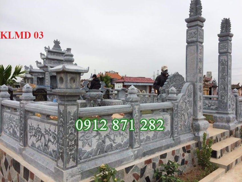Khu lăng mộ gia đình