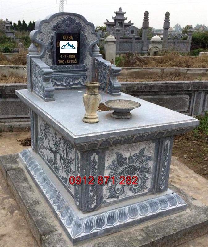 mộ bành đá 1