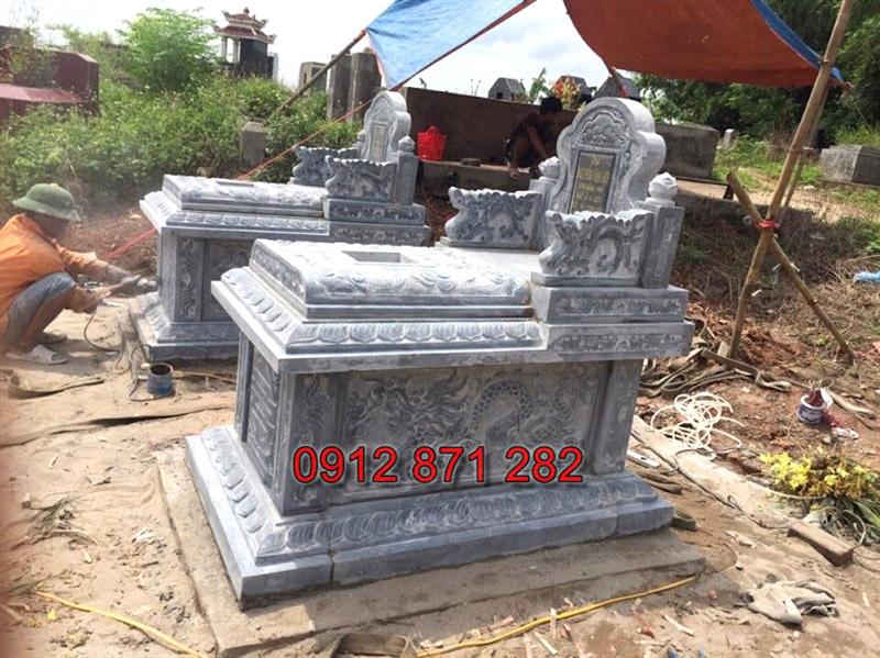mộ bành đá 2