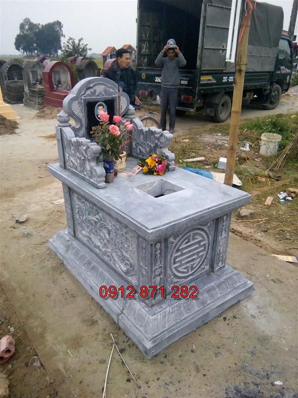 mộ bành đá 3