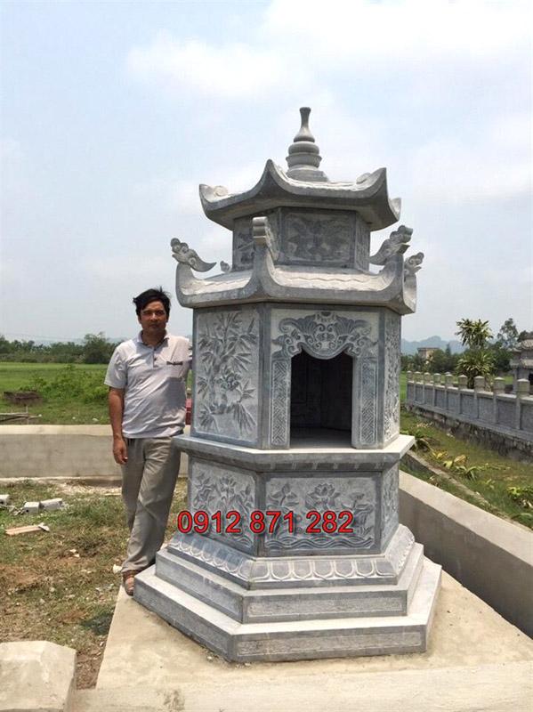 mộ đá lục giác 1