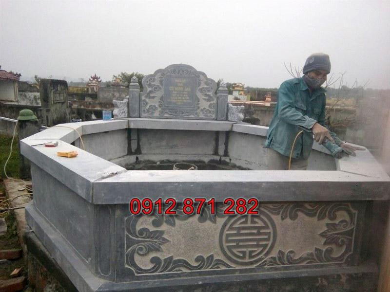 mộ đá lục giác 5