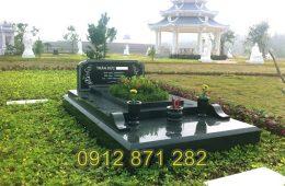 Mẫu mộ hiện đại 01