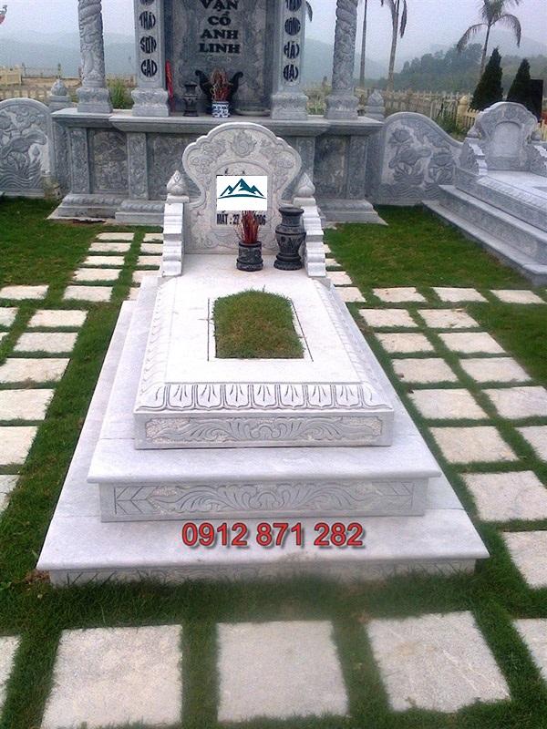 Mẫu mộ hiện đại 03