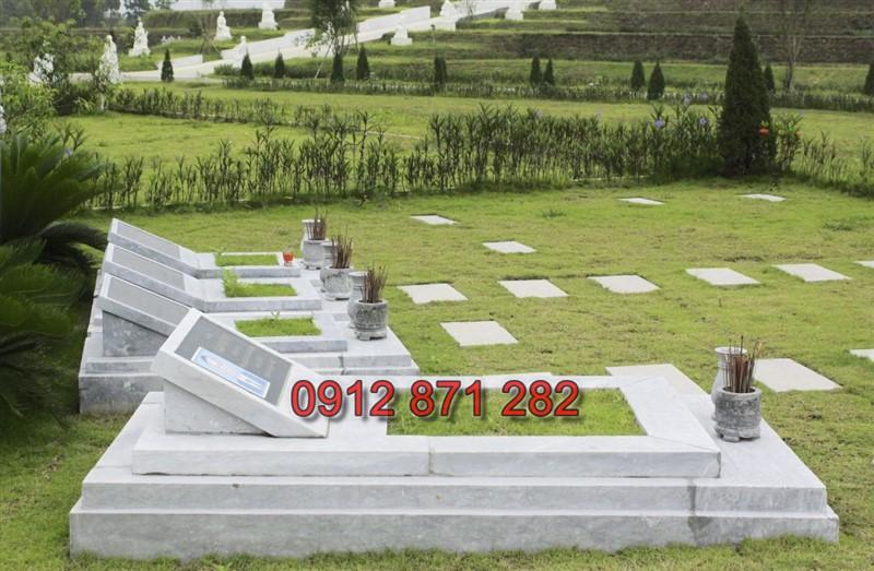 Mẫu mộ hiện đại 07