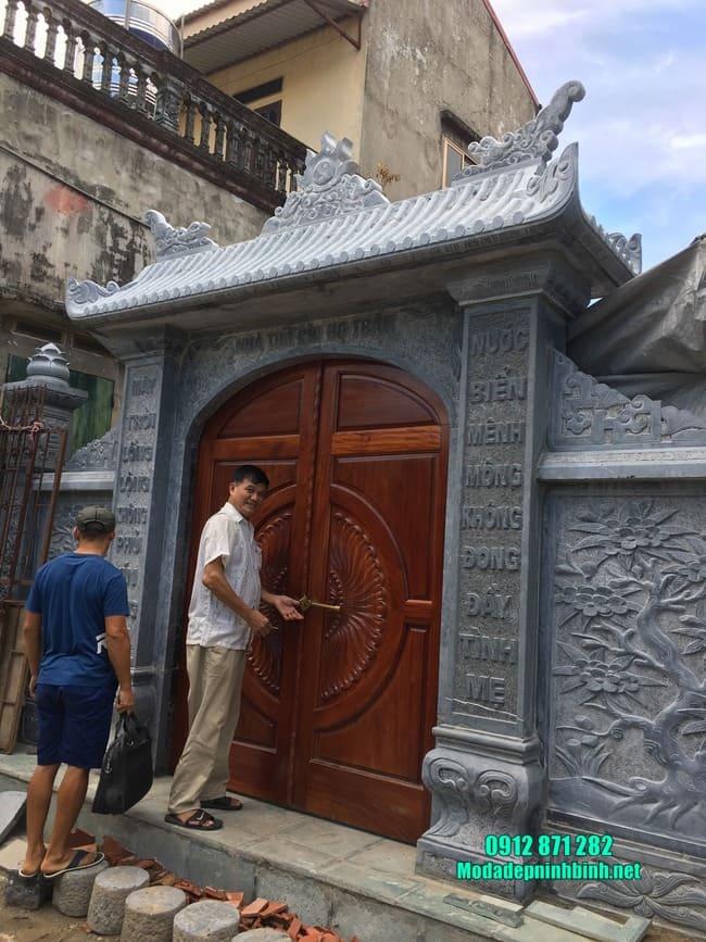 mẫu cổng nhà thờ đẹp