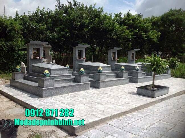 mộ đẹp đơn giản