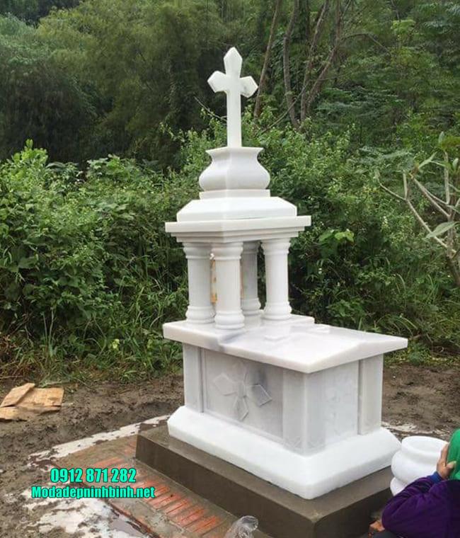 mộ người theo đạo đẹp nhất