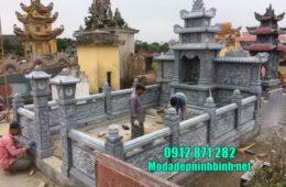 Báo giá lăng mộ bằng đá