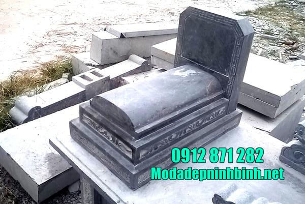 Cập nhật giá thành mộ đá đơn mới nhất hiện nay