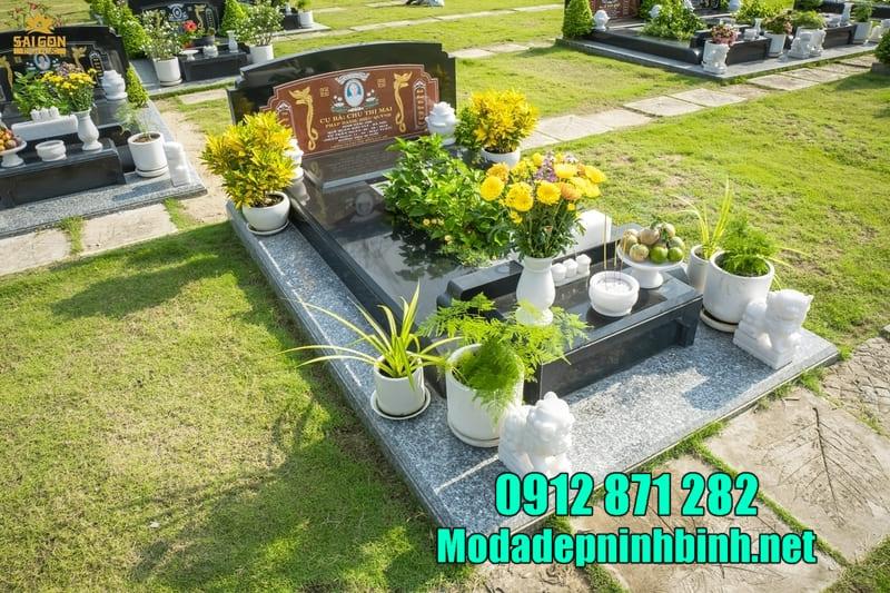 Cơ sở lắp đặt, xây dựng khu lăng mộ đá granite uy tín tại Ninh Vân