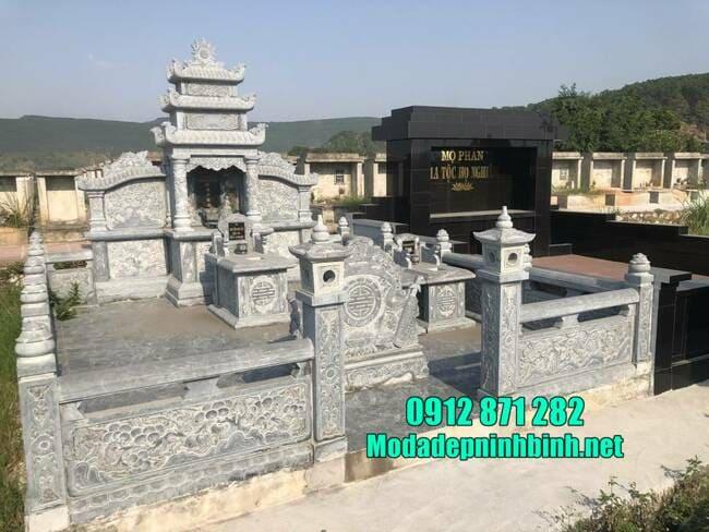 Cơ sở thiết kế, lắp đặt lăng mộ bằng đá giá rẻ