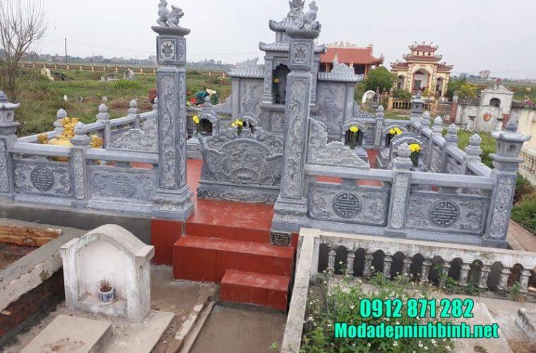Khu lăng mộ đá đẹp nhất Việt Nam