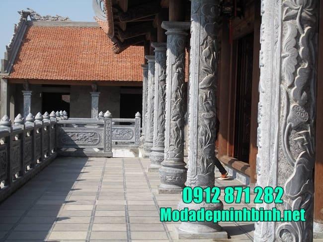 Top 15+ mẫu cột bằng đá xanh đẹp nhất hiện nay tại Ninh Vân