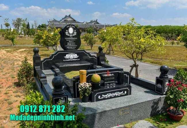 Vài điều về mộ đá hoa cương tại Ninh Vân - Ninh Bình
